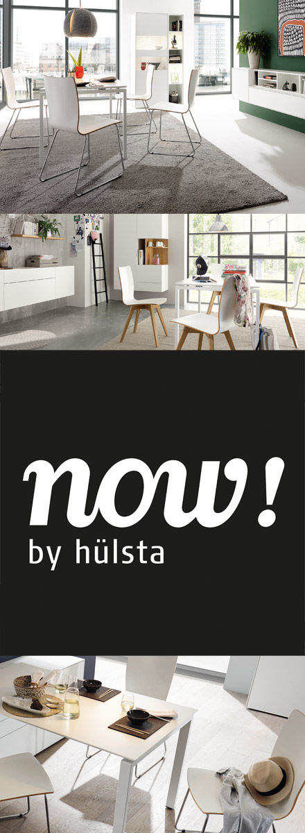 now! dining by hülsta