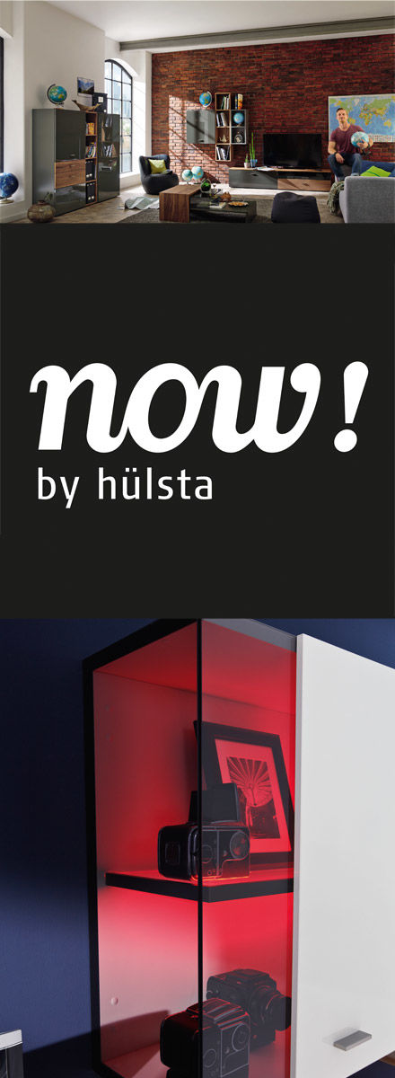 now! no. 14 by hülsta