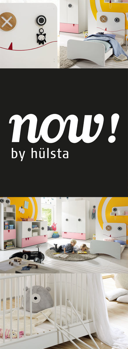 now! by hülsta minimo Kinderbett
