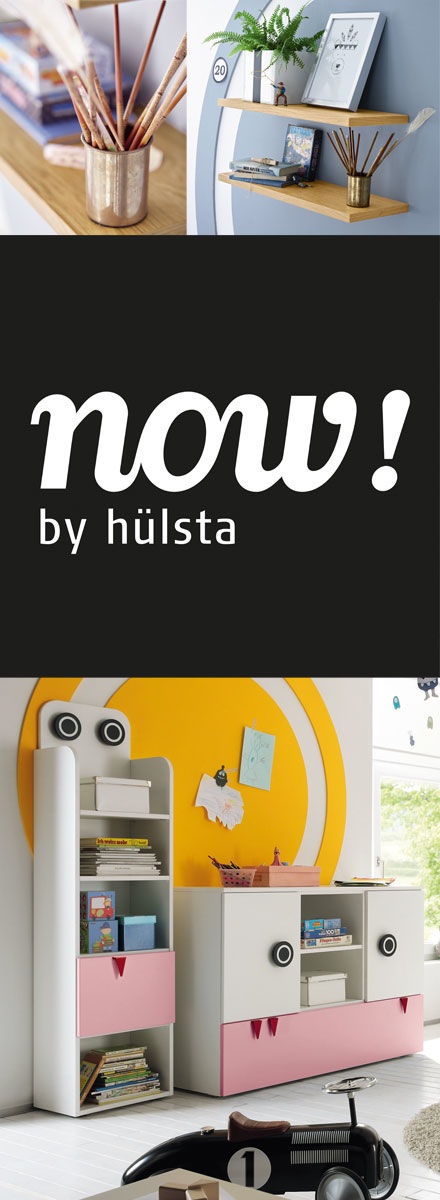now! by hülsta minimo Regal