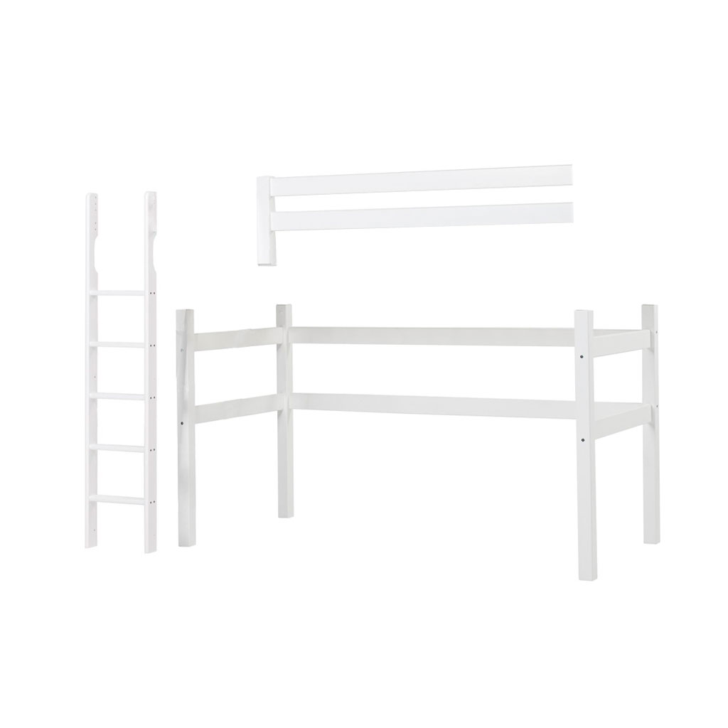 hoppekids hochbett umbauset xxl aktiopnspreis. Black Bedroom Furniture Sets. Home Design Ideas