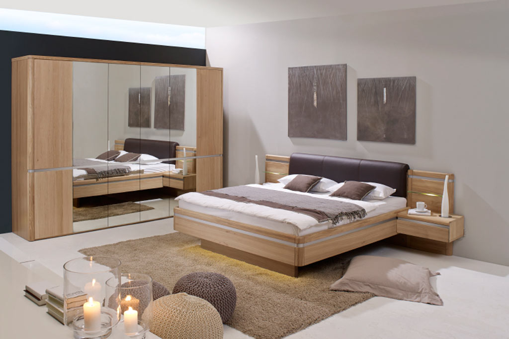 first loft dakota schlafzimmer 6 t rig zum aktionspreis. Black Bedroom Furniture Sets. Home Design Ideas