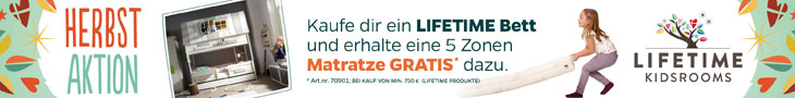 Lifetime Herbst-Aktion