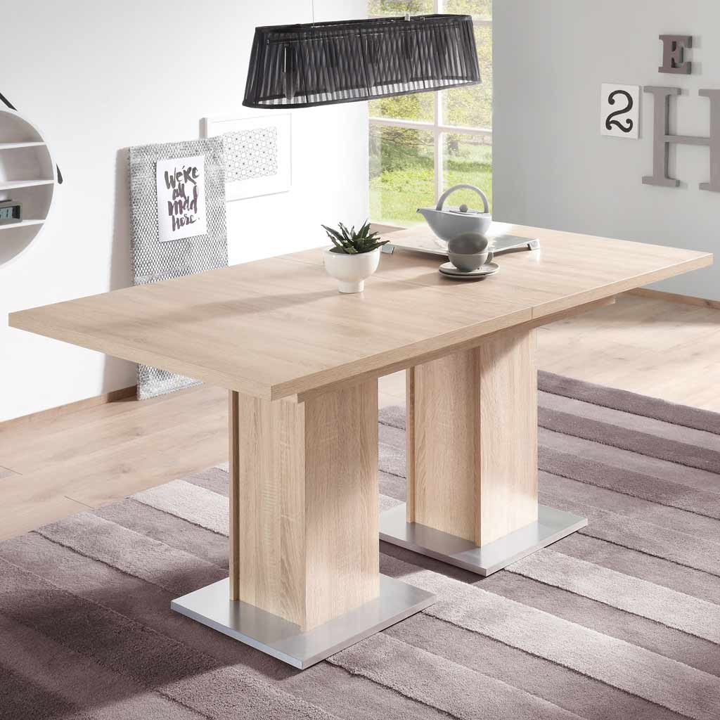 m usbacher table dance a eiche s gerau tischplatte w hlbar. Black Bedroom Furniture Sets. Home Design Ideas