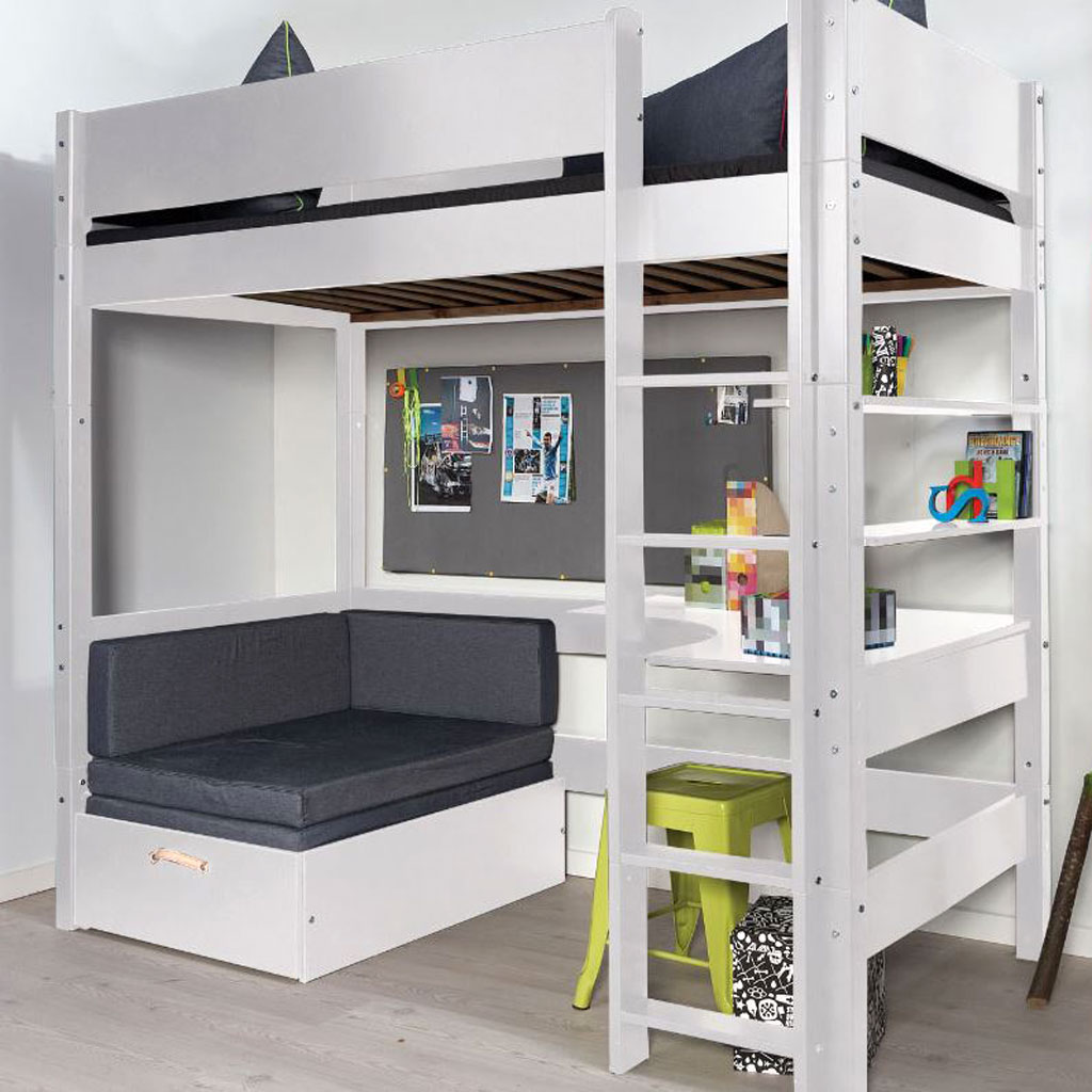 manis h hochbett fenris online g nstig kaufen. Black Bedroom Furniture Sets. Home Design Ideas