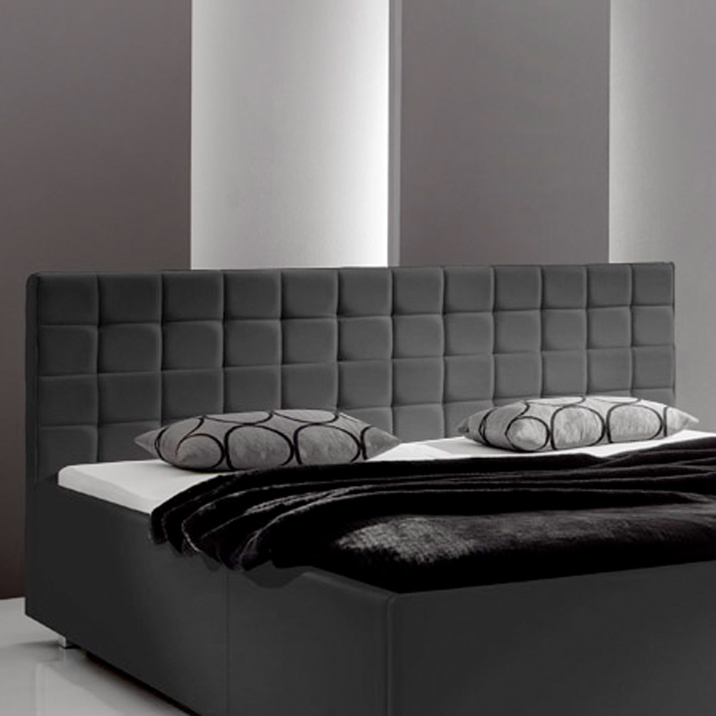 meise m bel mylife polsterbett schwarz portofrei. Black Bedroom Furniture Sets. Home Design Ideas