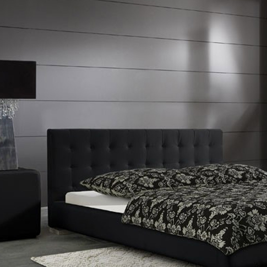 meise m bel sandra polsterbett wei portofrei. Black Bedroom Furniture Sets. Home Design Ideas