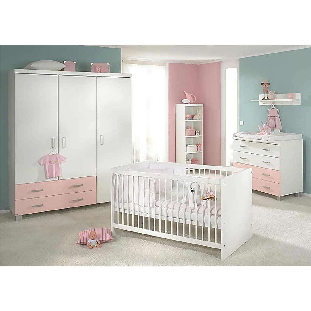 paidi biancomo kinderzimmer ecru ros zum aktionspreis. Black Bedroom Furniture Sets. Home Design Ideas