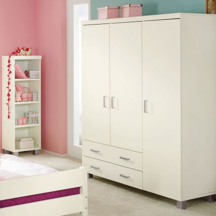 paidi biancomo kleiderschrank 3t rig 4 farben. Black Bedroom Furniture Sets. Home Design Ideas