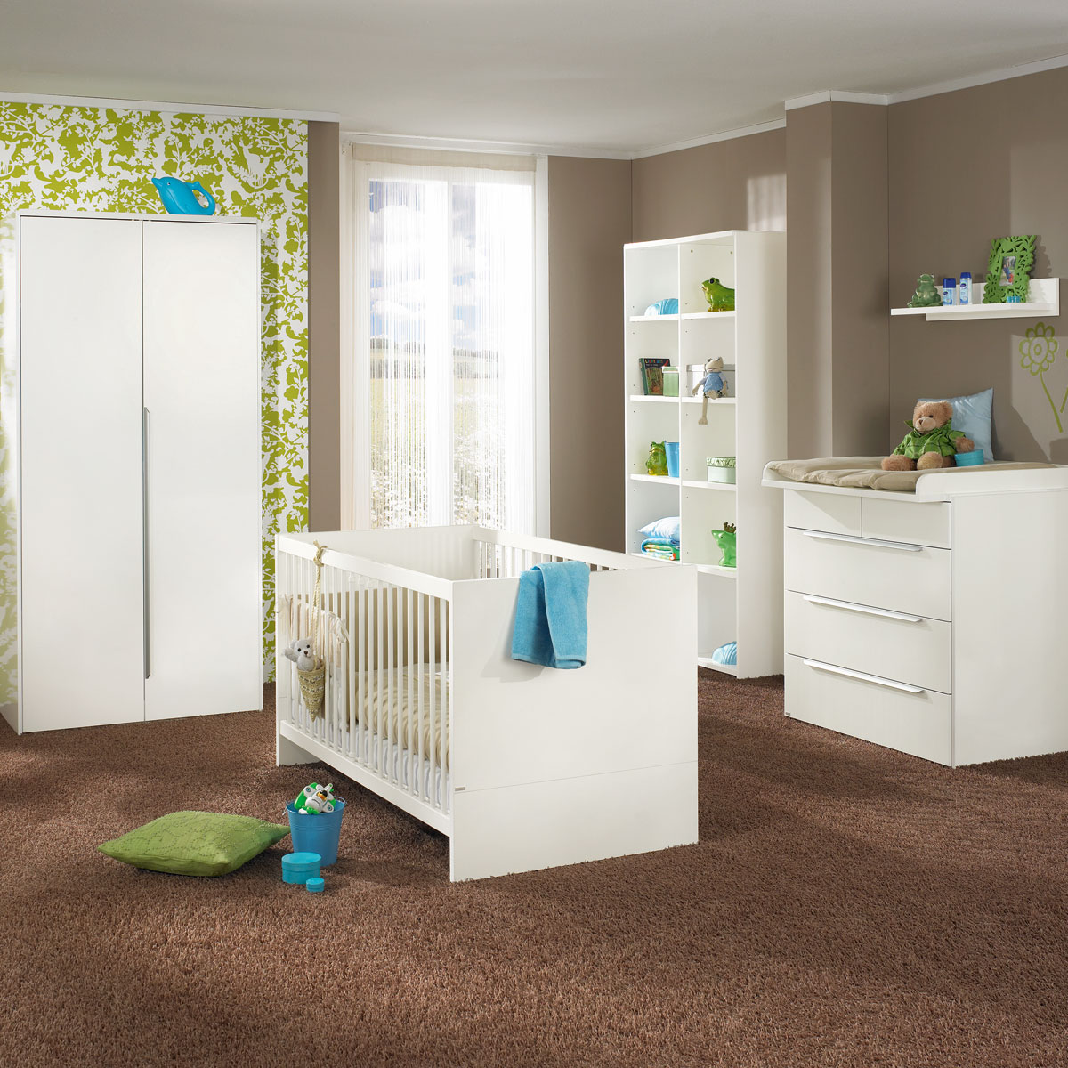 paidi fabiana kinderzimmer jetzt zum toppreis kaufen startseite design bilder. Black Bedroom Furniture Sets. Home Design Ideas