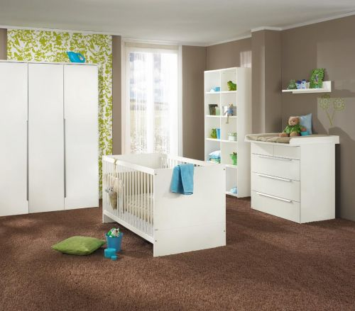 paidi fabiana kinderzimmer mit 2t rigem schrank. Black Bedroom Furniture Sets. Home Design Ideas