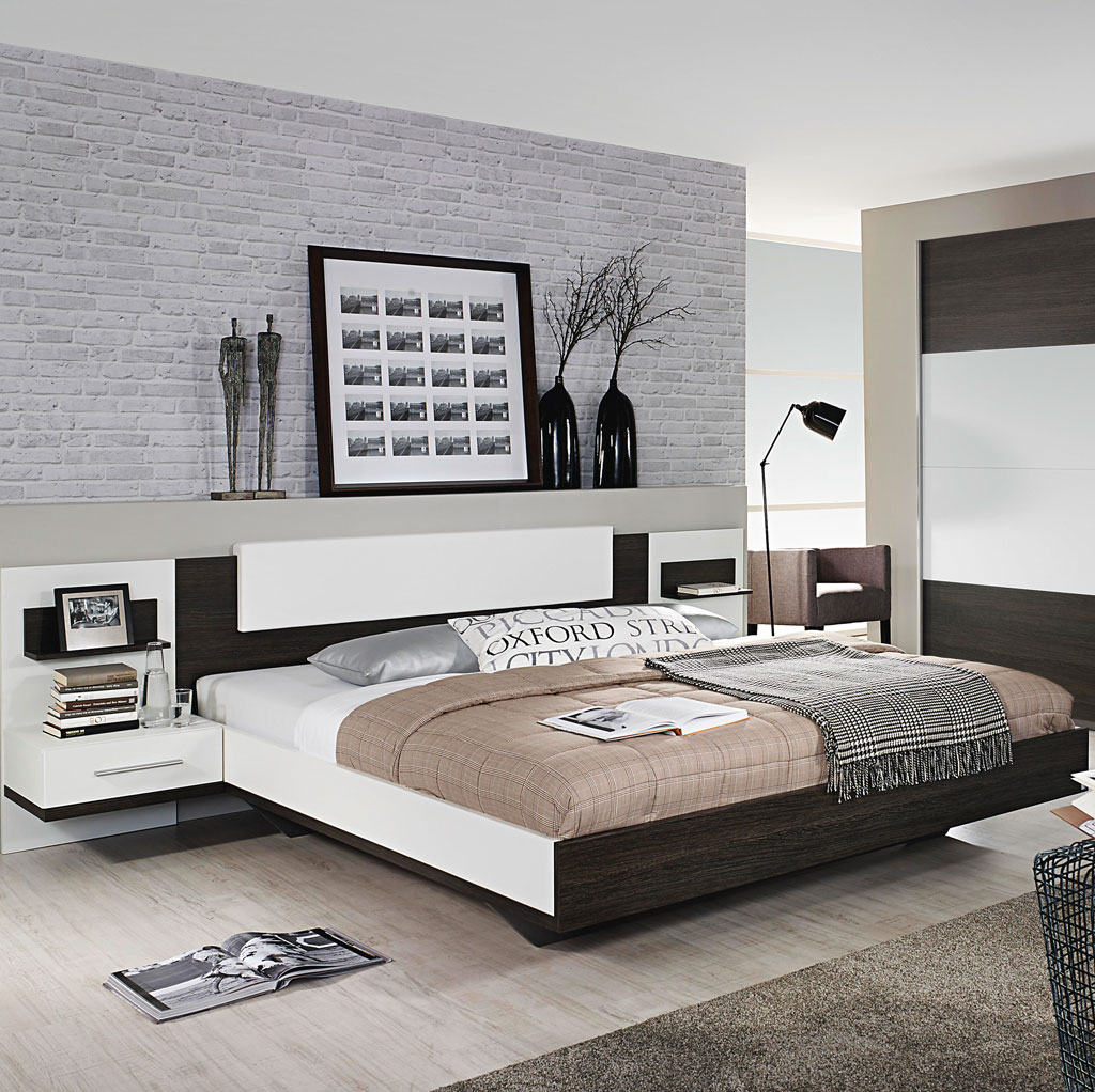 rauch bustas schlafzimmer wenge shiraz alpinwei. Black Bedroom Furniture Sets. Home Design Ideas