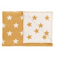 mit Kuscheldecke 95x120 Big Star honey gold / 15 003 217