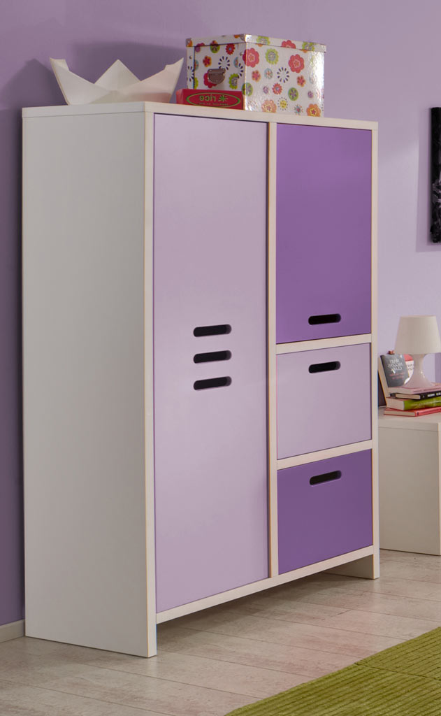 ticaa clou kinderzimmer lila flieder online g nstig kaufen. Black Bedroom Furniture Sets. Home Design Ideas