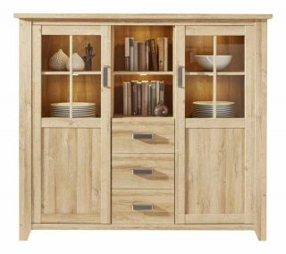 trendteam Canyon Highboard