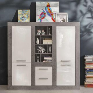 trendteam Pure Highboard