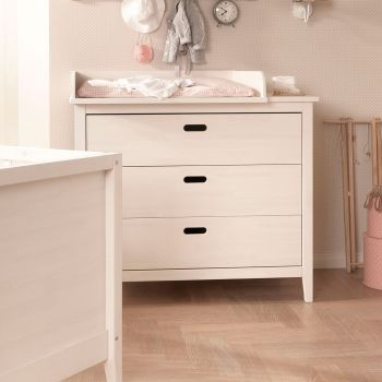 wellem bel lumio kinderzimmer kiefer massiv wei schrank 2t. Black Bedroom Furniture Sets. Home Design Ideas