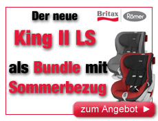 Römer King II LS Bundle