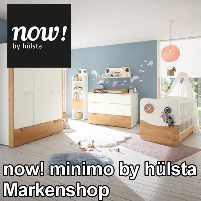 now! minimo by hülsta Markenshop