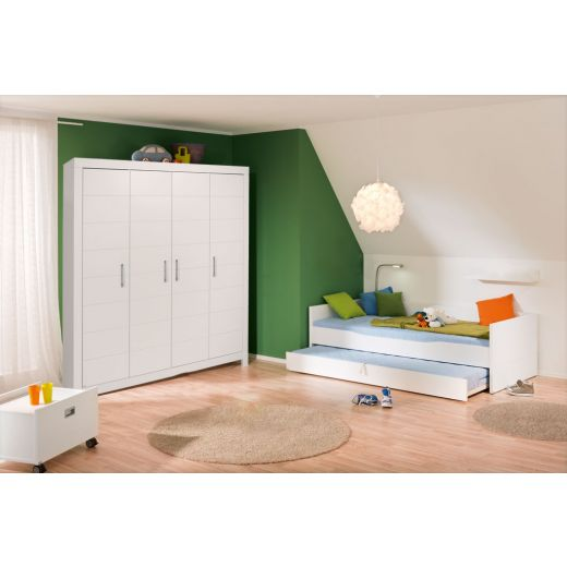 paidi fiona jugendzimmer mit 4 t rigem schrank. Black Bedroom Furniture Sets. Home Design Ideas
