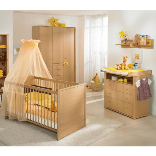 kinderzimmer buche. Black Bedroom Furniture Sets. Home Design Ideas