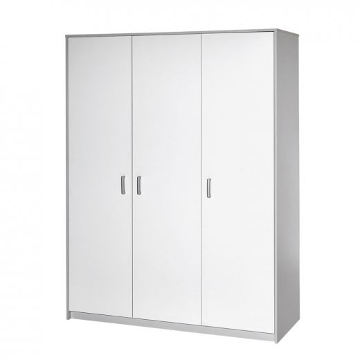 schardt classic grey kleiderschrank 3 t ren. Black Bedroom Furniture Sets. Home Design Ideas