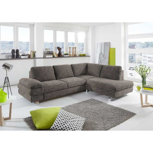 new look manhattan sofa beige braun zum aktionspreis. Black Bedroom Furniture Sets. Home Design Ideas